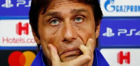 Inter schrapt persconferentie na kritiek op Conte: 'Media moeten respect opbrengen'