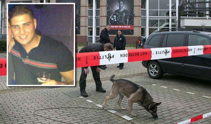 Mohamed Alarasi werd hoogstwaarschijnlijk bij vergissing vermoord in januari 2014 bij het verlaten van een sportschool in Kattenbroek.