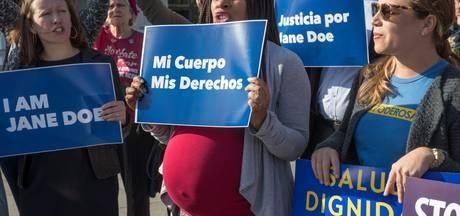 Zwanger migrantenmeisje dieper in problemen: Amerikaanse rechters helpen niet bij abortus