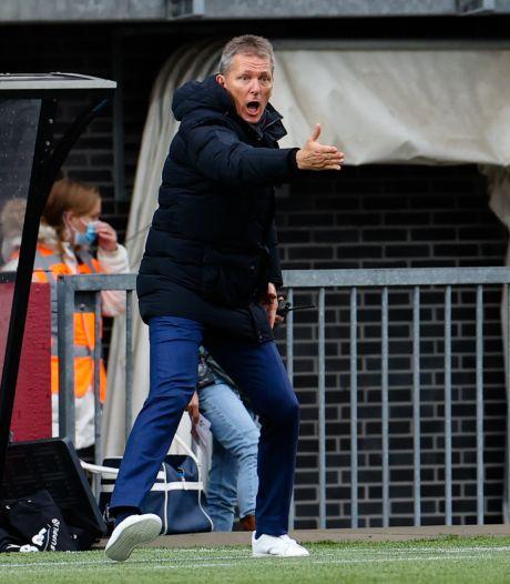 Wormuth is er weer bij tegen VVV: 'Ik snap nu wat de fans voelen'