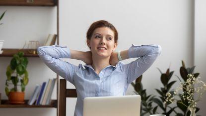 Brits onderzoek: de 'optimale dosis werk' bedraagt acht uur per week