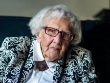 Maria Piël (100) moest gedwongen verhuizen en pikt dat niet