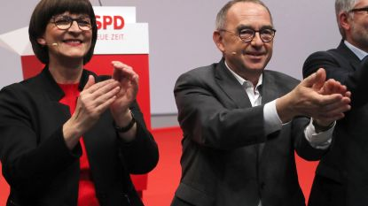 Duitse sociaaldemocraten gaan voor vermogensbelasting, nieuwe clash met CDU lijkt in de maak