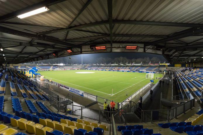 Het Mandemakers Stadion van RKC Waalwjk.