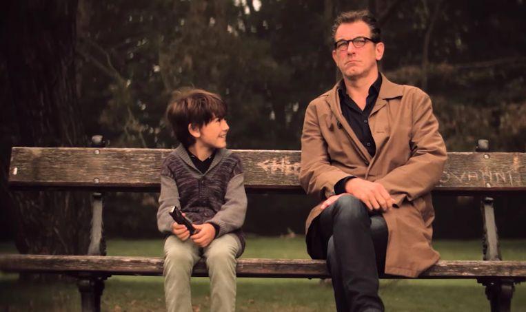 Rob Vanoudenhove in 'Klatergoud'