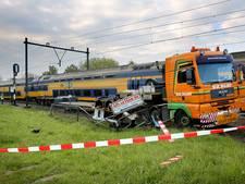 "Omwonende spoorwegovergang Wouw: ""Alles schudde in huis"""
