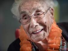 Ebeltje (109) is de oudste van het Noorden: Het ontbreekt mij aan niets