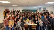 Nieuwe leslokalen voor Sint-Vincentiuscollege