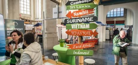 Weinig vliegschaamte op de vakantiebeurs in Breda: 'Ik reis veel te graag'