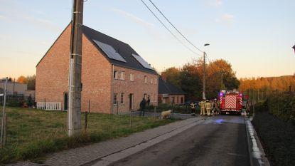 Oververhitte gsm veroorzaakt woningbrand in Schorisse