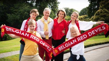 Koning Filip naar halve finale WK in Sint-Petersburg, ook Reynders gaat