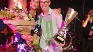 Pieter D'Hooghe (28) is 'Schoonste Boer van Vlaanderen'