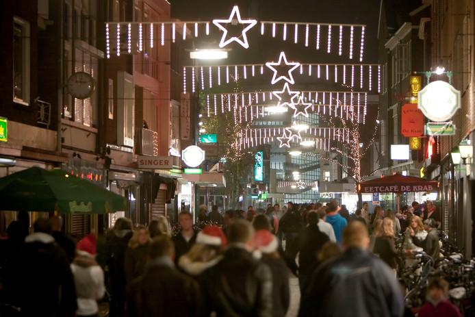 Kerstmiddag in Hengelo trekt elk jaar vele duizenden bezoekers naar de binnenstad.