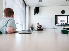 Voor de leerlingen van het Schaersvoorde voelt de klas als een privéschool: 'Helemaal genoeg van die thuislessen'