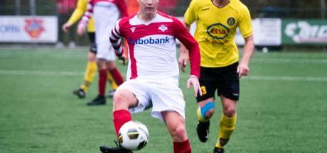 Onbegrijpelijke keuzes nekken FC De Bilt tegen Woudenberg