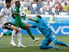 LIVE: El-Hadary (45) houdt Egypte in de wedstrijd