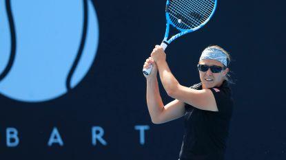"""AUSTRALIAN OPEN. Flipkens begint met vertrouwen aan eerste opdracht - Wozniacki: """"Van Uytvanck heeft een atypische stijl"""" - Coach van Mertens: """"Elise heeft potentieel voor plek in top 10"""""""