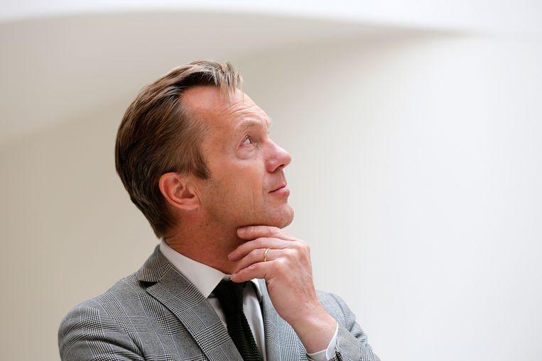 Wim Pijbes vond Amsterdam vies, vuig en te vol Beeld anp