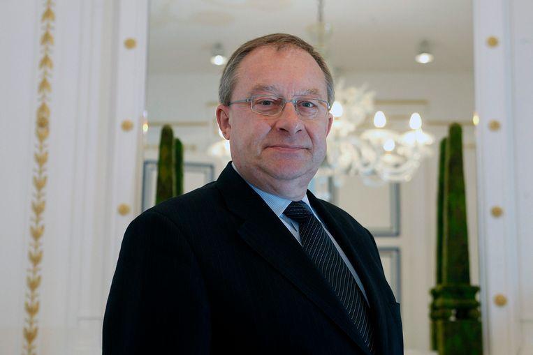 Lieven Vantieghem was 24 jaar burgemeester van Avelgem.
