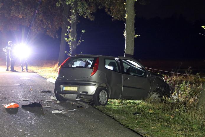 Een 25-jarige man overleed in oktober vorig jaar bij een eenzijdig ongeval aan de Schukkinkweg in Enschede