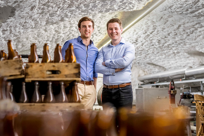 Koen Naulaerts en Kenny Hermans openen een trappistencentrum in Aarschot. Met de steun van de trappistenabdijen zelf, een unicum.