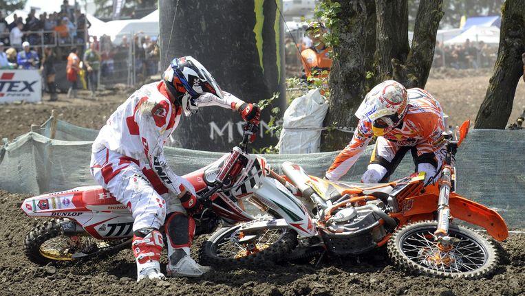 De voorbije twee jaar vond de GP van België in Bastenaken plaats.