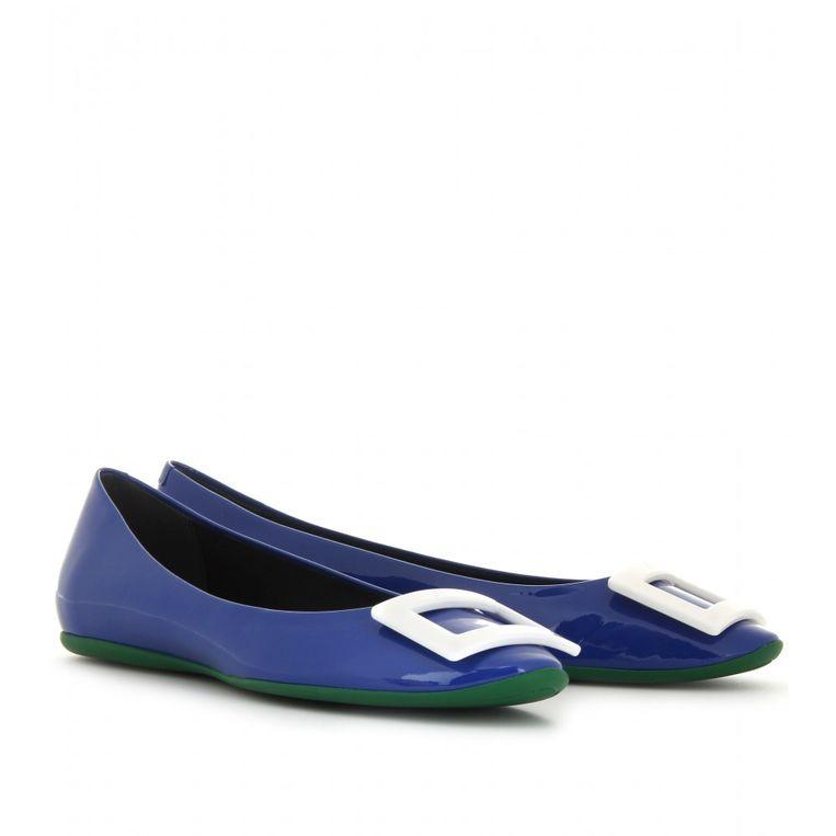 Schoenen van Roger Vivier. Beeld