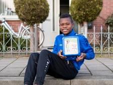 Jerome wordt 10, maar hij wil geen cadeau's voor zijn verjaardag