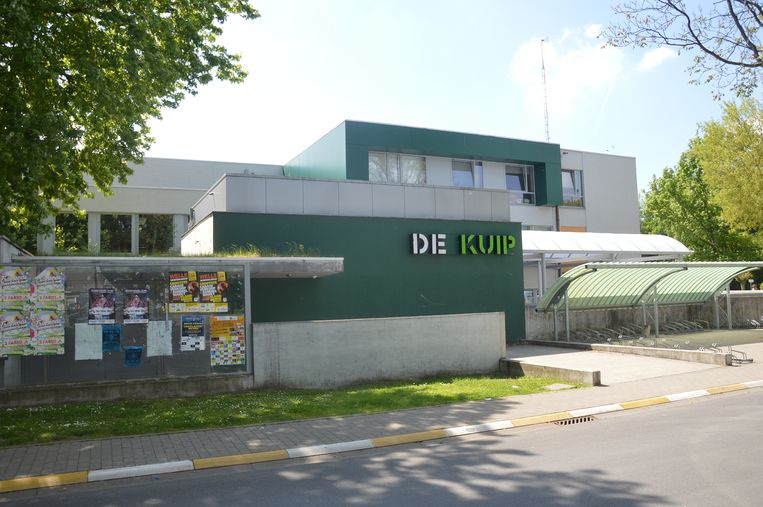Jeugdcentrum De Kuip in Ninove.