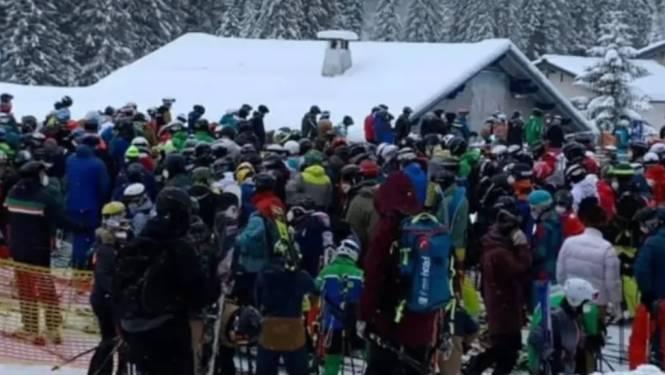 Meer maatregelen in Oostenrijkse skioorden na druk weekend