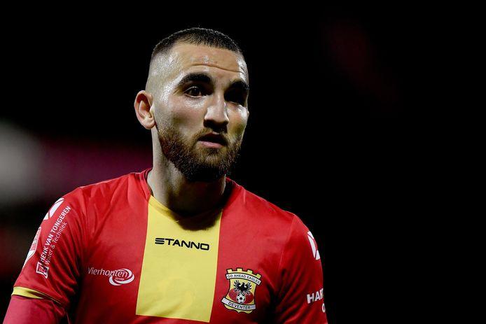 Erkan Eyibil, speler van Go Ahead Eagles