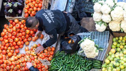 Israël blokkeert alle export van Palestijnse landbouwproducten in handelsoorlog
