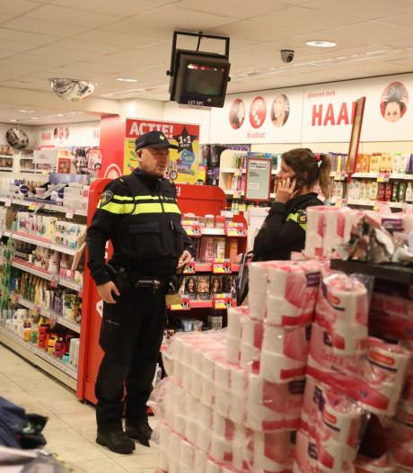 Politie zoekt getuigen van gewapende overval Kruidvat in Soest