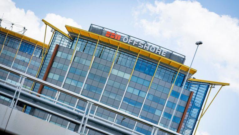 Het hoofdkantoor van SBM Offshore Beeld anp
