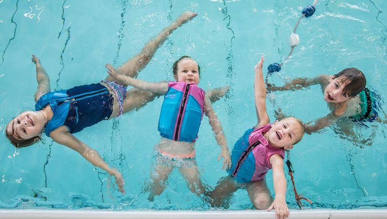 0d29d5981b6 In twee weken veilig leren zwemmen, kan dat echt? | De Volkskrant