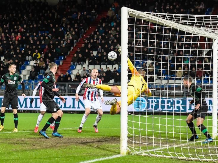 LIVE   El Messaoudi brengt Groningen terug in de wedstrijd