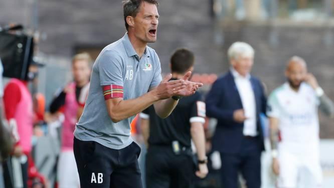 """Alexander Blessin niet helemaal tevreden na puike winst KV Oostende: """"Moeten praten over de slotfase"""""""