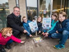 Houtense kinderen met succes in actie tegen 'vieze peuken' op straat