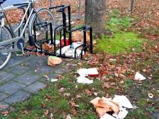 Het is een zooitje als je vanuit Enschede Oldenzaal binnenrijdt; 'Zwerfafval geen visitekaartje'