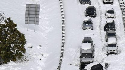 De winter laat zich al voelen in Europa