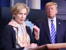 """Le Dr Deborah Birx, conseillère de Trump, qualifie le groupe de travail sur le Covid-19 de """"cauchemar"""""""