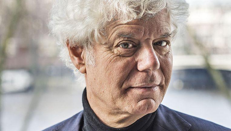Paul Scheffer. Beeld Guus Dubbelman/de Volkskrant