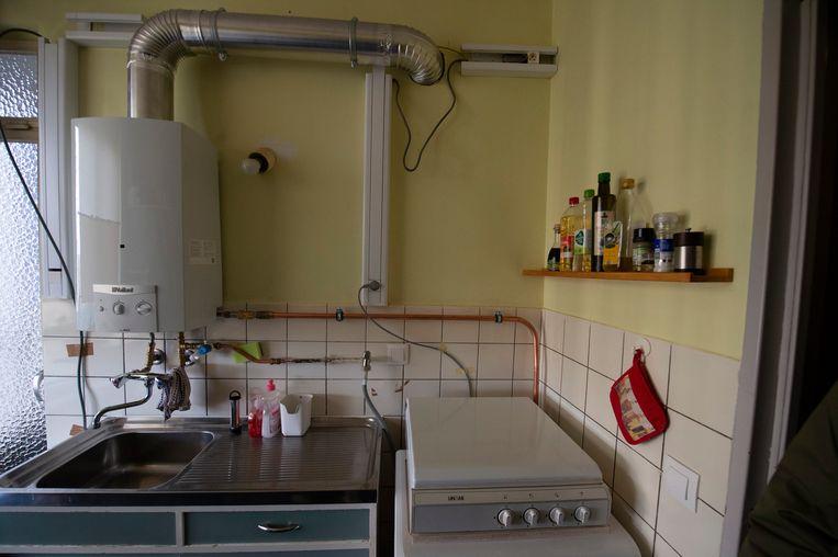 De keukens in de Kielparktoren zijn niet meer van deze tijd.