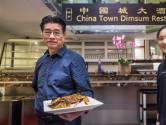 Schimmel om van te smullen bij dimsum- en grillrestaurant China Town