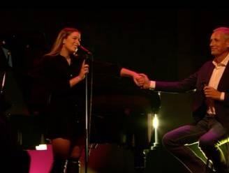 Gert en Marie Verhulst zingen voor het eerst samen een duet