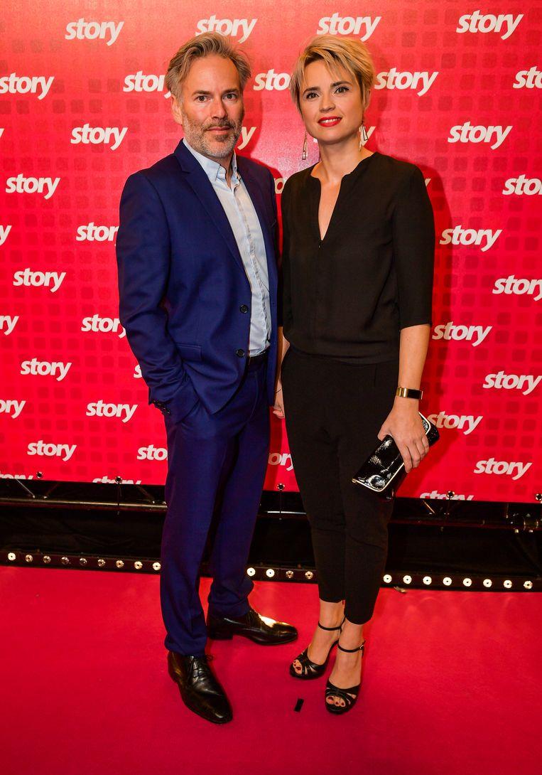 Marianne Devriese en Steve Geerts