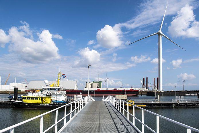 Als het aan het Schotse bedrijf TEC-Farragon ligt, kun je binnenkort vanuit de Groningse Eemshaven per ferry rechtstreeks naar Schotland.