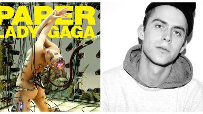 Belgische fotograaf haalt naakte Lady Gaga voor de lens
