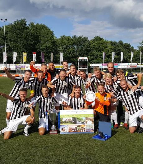Silvolde klopt Jong Vitesse in finale Fletcher-toernooi
