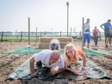 Ook mensen met beperking willen in Vriezenveen rennen door de modder